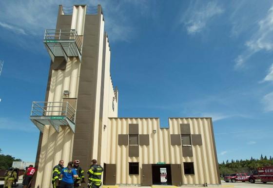 Training Tower